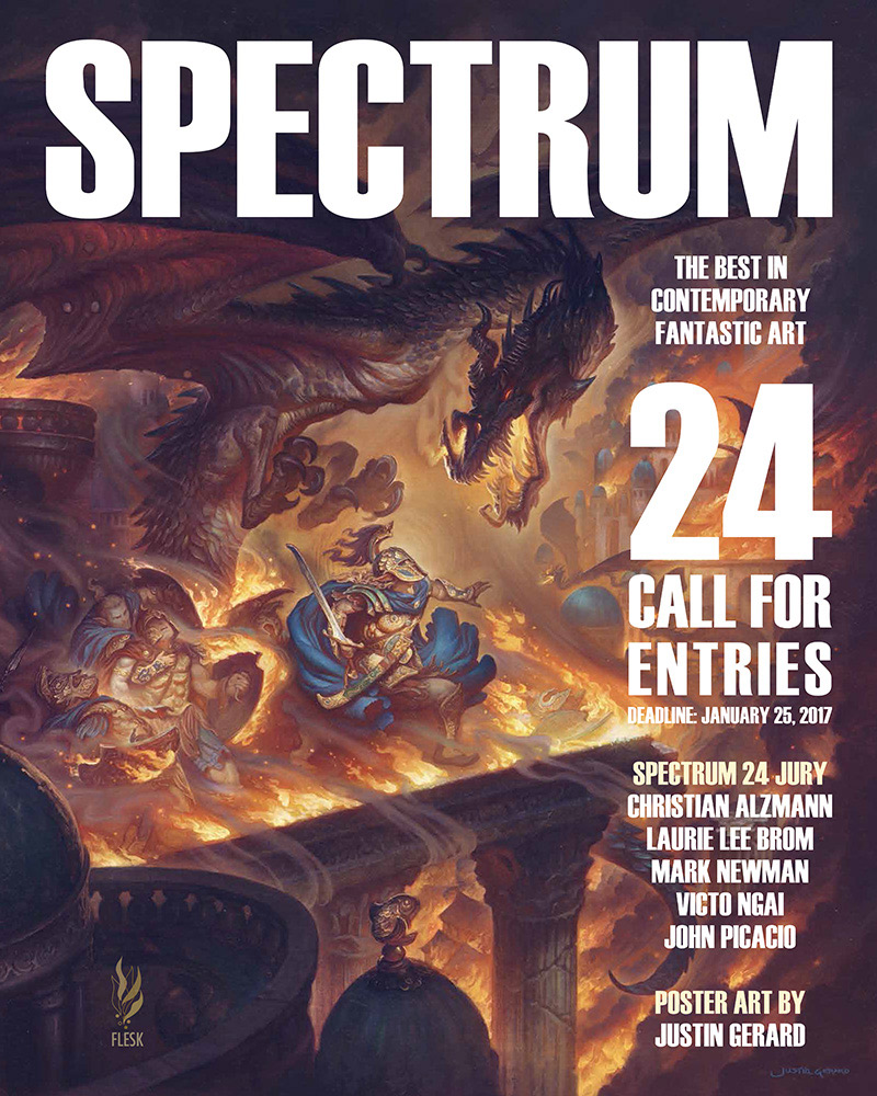 spectrum-24-call-for-entries-poster