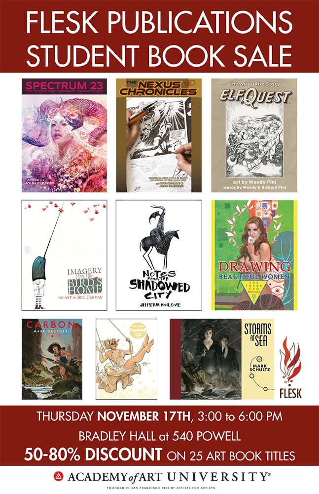 aau-flesk-book-sale-nov-2016