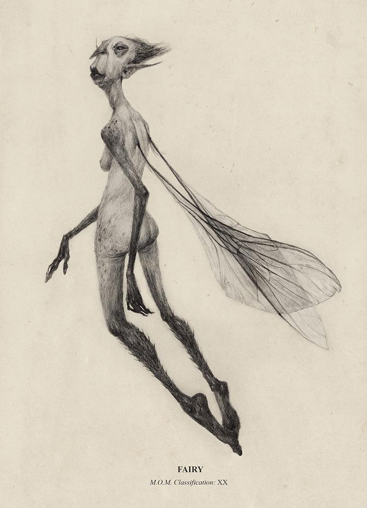 Audrey Benjaminsen -- Fairy 3