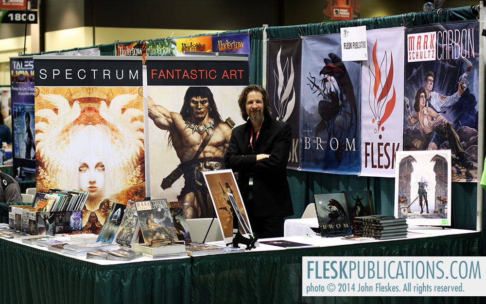 Flesk-Brom-booth-ECCC