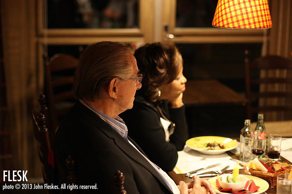 Jim and Kurtesa Silke.