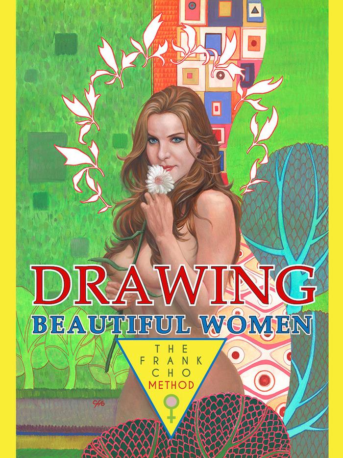 Frank-Cho-Drawing-Beautiful-Women