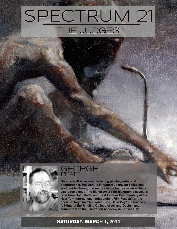 GeorgePratt_Spectrum21-poster
