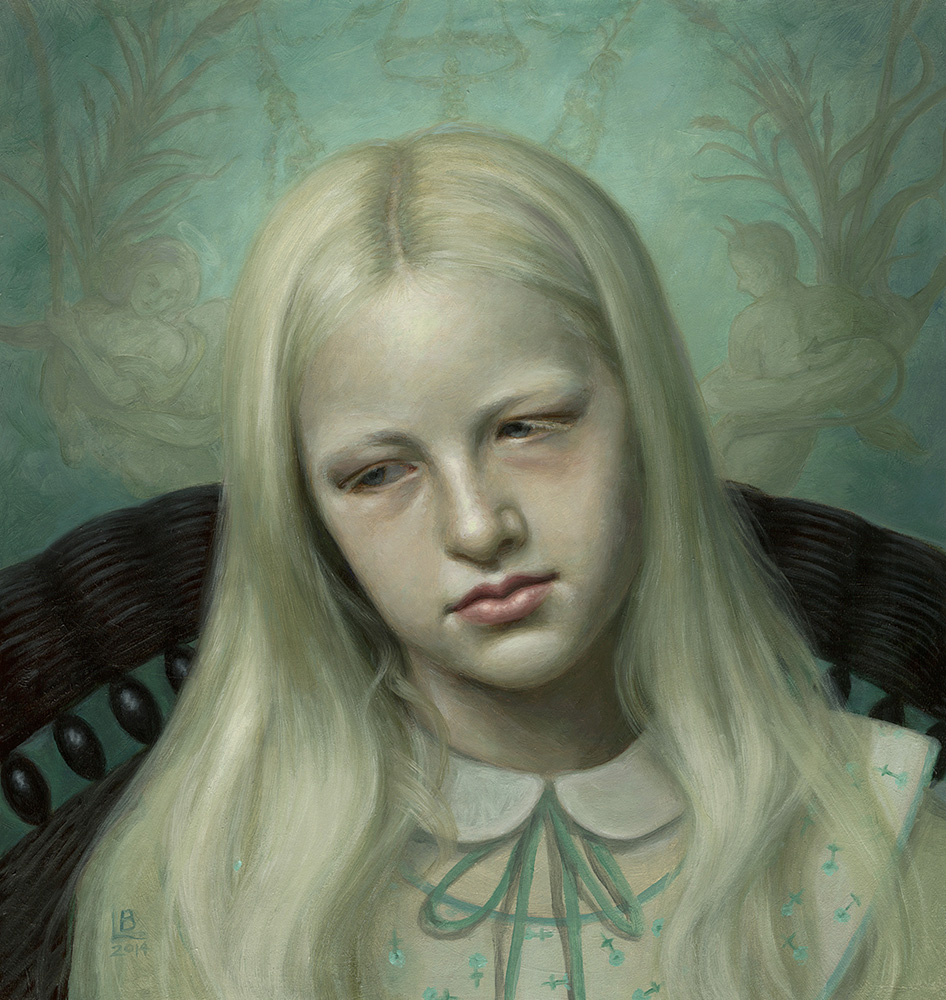 Laurie Brom -- Bad Seed