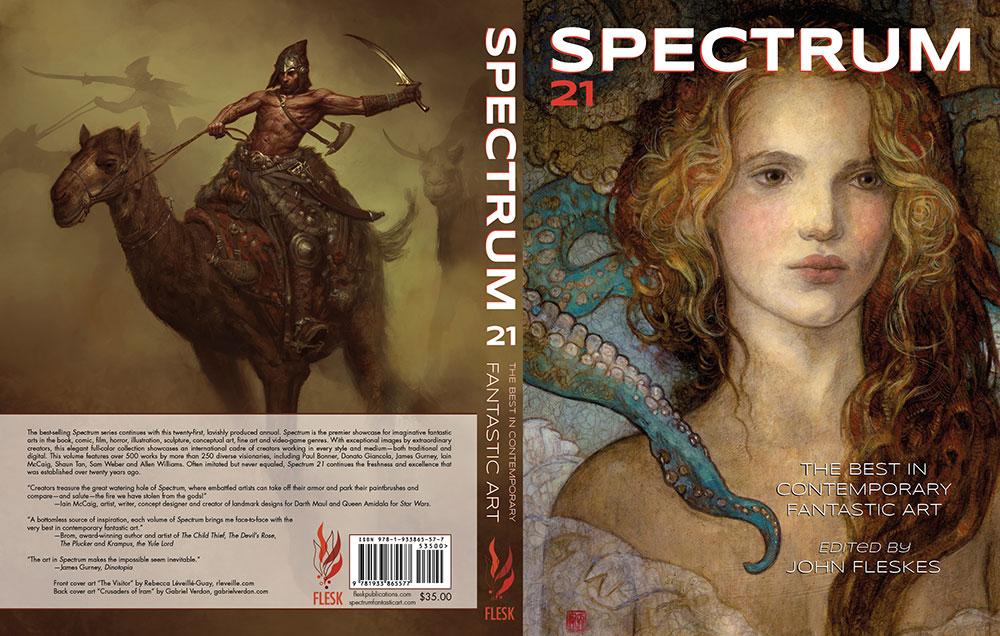 Spectrum-21-paperback-cover