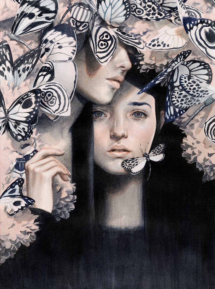 Tran Nguyen -- The Insects of Love