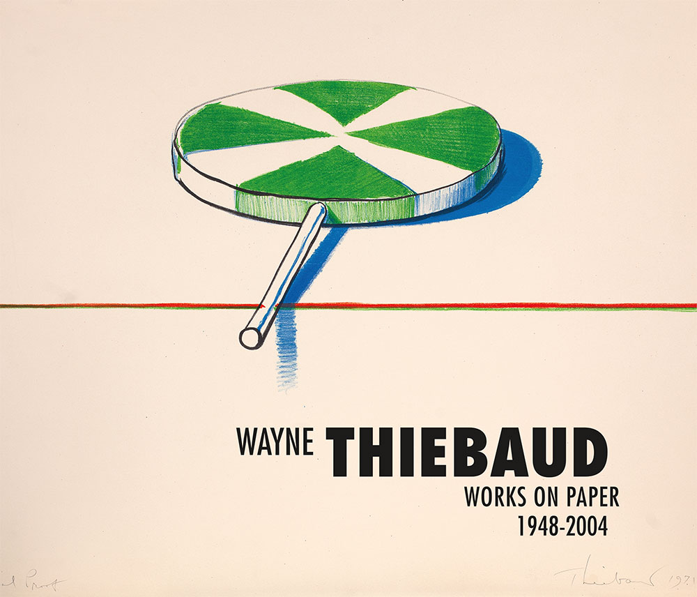 Wayne-Thiebaud-Works-on-Paper-cover