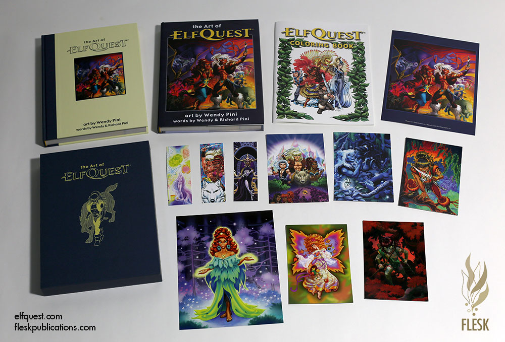 elfquest-kickstarter-package