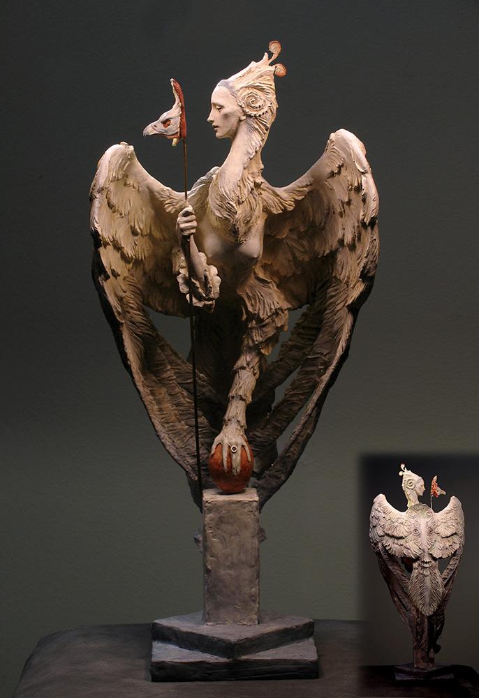 Forest Rogers -- Venetian Harpy