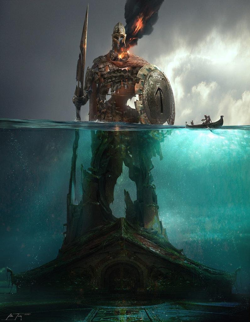 Alan Douglas Fantasy Art